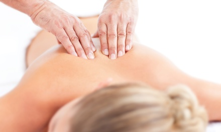 60-Minute or 90-Minute Swedish or Deep-Tissue Massages at New Moon Massage Therapy (Up to 67% Off)