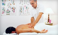 Two, Three, or Four Spinal-Decompression Treatments and One Massage at Glendale Chiropractic Life Center (Up to 96% Off)