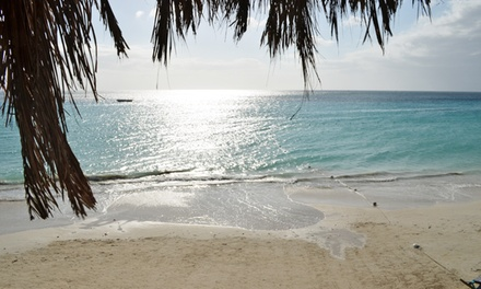 groupon daily deal - 3- or 5-Night Stay for Two at Sea Splash Resort in Negril, Jamaica