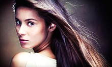 Brazilian Blowout with Optional Haircut from Autumn Koury at D'Arte Salon & Spa (Up to 67% Off)