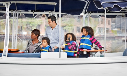 $99 for Two-Hour Electric Boat Rental from Seaforth Boat Rentals ($198 Value)