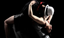 $55 for a Valentine's Dance Package with Two Private Dance Lessons and One Group Lesson at Dance Dynamics ($140 Value)