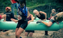 Race Registration for 5K or 15K, or One-Night Campsite Rental at Zombie Race (Up to 52% Off)