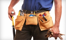 Two or Four Hours of Handyman Services from AZ Affordable Handyman (Up to 51% Off)