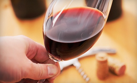 Wine Class for Two or Four with $10 or $20 Credit at Pinot Boutique (Up to 54% Off)
