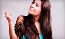$99 for Partial Hair Extensions with Consultation, Shampoo, and Style from Crysta McDonald at Studio 5012 ($500 Value)
