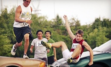 $39 for Entry in a 5K Obstacle-Course Race from The Waterfront Challenge at Waterfront Park on June 22 (Up to $79 Value)