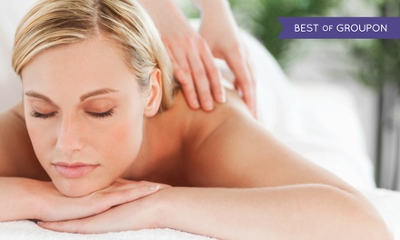 Swedish or Deep-Tissue Massages at Sanctuary 7 Massage Therapy (Up to 56% Off). Three Options.