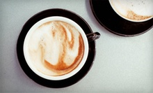 5 or 10 Espresso Drinks at Talebu Coffee and Wine Cafe (52% Off)