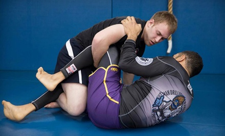5 or 10 Brazilian Jujitsu Classes at International Training Center of New York (Up to 86% Off)