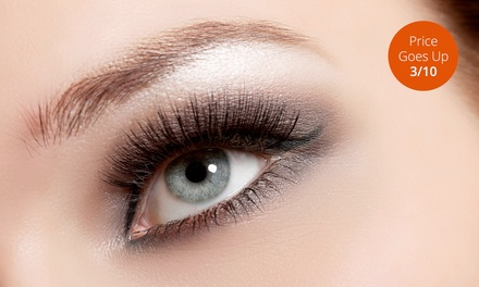$85 for a Full Set of Eyelash Extensions at Navii Salon ($225 Value)