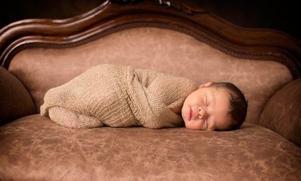 $99 for Portrait Session and Print at Angela Lynn Portraits ($375 Value)