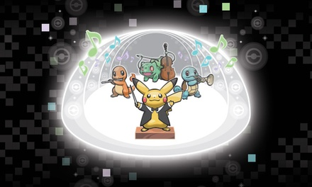 Pokémon: Symphonic Evolutions with Mann Festival Orchestra on Saturday, June 13 (Up to 52% Off)