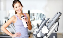 10 or 20 Gym Visits or Drop-In Fitness Classes at Workout Plus (Up to 88% Off)