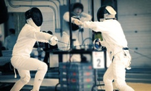C$49 for Four Adult or Kids' Fencing Classes with Equipment and Membership at Sparta Fencing Club (C$175 Value)