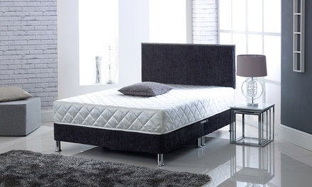 CoolBlue Coil and Memory Mattress