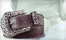 $10 for $20 Worth of Belt Buckles, Jewelry, and Accessories at Hot Buckles