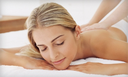 One or Three 60-Minute Swedish Massages at Hair Play Salon & Spa (Up to 64% Off)