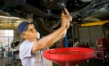 $35 for an Oil Change with Filter and State Inspection at Dallas Dodge Chrysler Jeep ($73.70 Value)