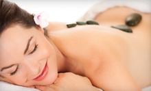 60- or 90-Minute Hot-Stone Massage at Sozo Massage Works (Up to 51% Off)