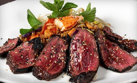 $20 for $40 Worth of Italian and Asian Fare at Maxwells 148