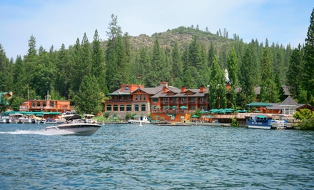 groupon daily deal - 1-, 2-, or 3-Night Stay at The Pines Resort near Yosemite National Park. Combine Multiple Nights.