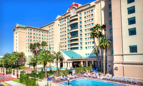 Two- or Five-Night Stay with Daily Valet Parking at The Florida Hotel and Conference Center in Orlando, FL