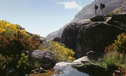 Chalés de Montanha — Serra da Estrela: 1, 2, 3 ou 5 noites para seis pessoas em chalé desde 79€