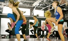 10 or 20 Fitness Classes at Bounce Aerobics (75% Off)