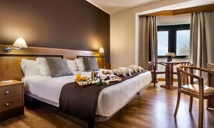 Tryp Montijo Parque Hotel: 1 noite para duas pessoas com pequeno-almoço, oferta de boas-vindas e um jantar por 59,90€