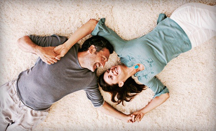Floor Cleaning, Upholstery Cleaning for One Sofa, or Both from Beluga Cleaning (Up to 80% Off)