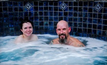 Outdoor Soak, Sauna, and Steam Session for Two with Option for Massage at Everett House Healing Center (Up to 54% Off)