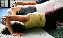 5 or 10 Movement-Therapy Classes at The Feldenkrais Institute (Up to 72% Off)