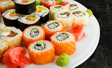 $10 for $20 Worth of Pan-Asian Food and Sushi at Maru Sushi & Grill