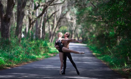 Pas de Vie Ballet: Spotlight on Dance for Two at Ruby Diamond Concert Hall on May 9 and 10 (Up to 55% Off)