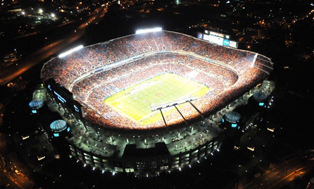 One Ticket to the Dr. Pepper ACC Football Championship Game at Bank of America Stadium on Saturday, December 6