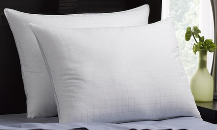 French Country 300-Thread-Count Cotton Gel-Filled Soft Pillows; Set of 2 from $52.99–$59.99