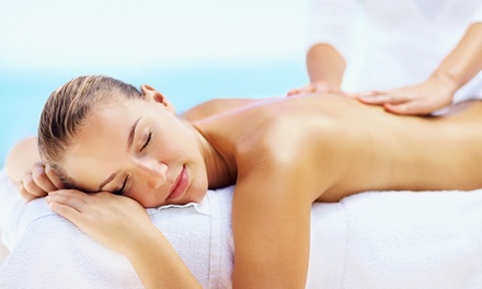 $99 for a Massage and Reflexology Treatment for Two at Body & Spirit Massage by Erin ($230 Value)