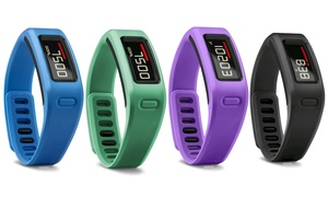 Garmin Vívofit Fitness Band With Optional Heart-rate Monitor From $59.99–$79.99