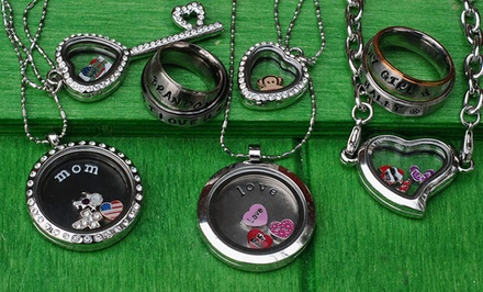 Jewelry from Stamp the Moment. Multiple Options Available.