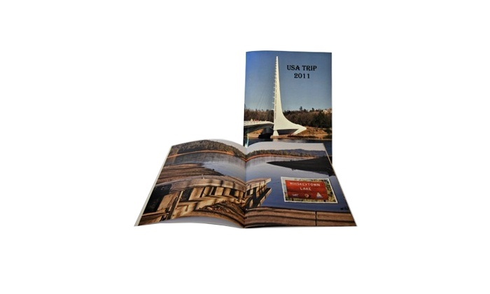 Photo2print: A4 Personalised Magazine Photobook for R99 from Photo2Print (50% Off)