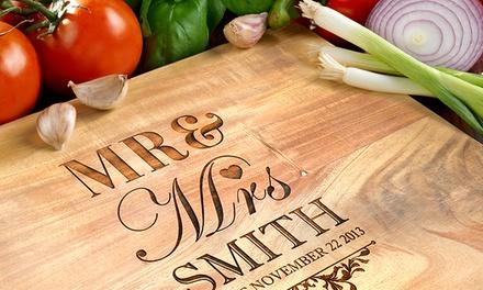 Tábua de cozinha personalizada desde 14,99 €