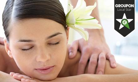Leiriestética — Leiria: 1 ou 2 sessões de peeling corporal com óleo de oliva e tratamento redutor desde 19,90€