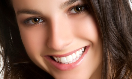 $600 for a One Day Porcelain Crown Dental Package with Consult and X-Rays ($1,450 Value)
