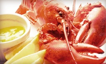 $15 for $30 Worth of Fine Southern Cuisine at Chef Manigault's La Vieille Maison