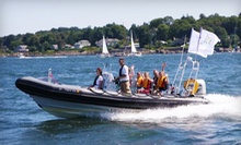 $39 for a 75-Minute High-Speed Harbor Islands Tour from RIB Adventure Tours ($120 Value)