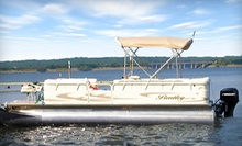 $149 for Two-Hour Boat Tour for Up to 10 from Jordan Lake Tours in Moncure (Up to $335 value)