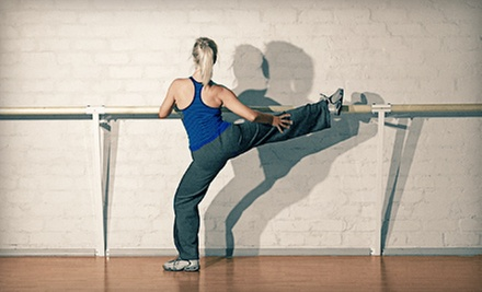 5 or 10 Barre Fitness Classes at Aerobifit Fitness (Up to 57% Off)
