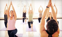 One Month of Classes or 10 Classes at Hot Yoga Chelmsford (Up to 70% Off)