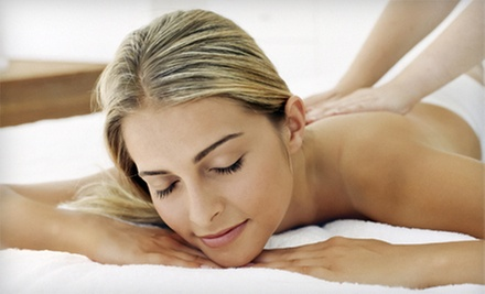 Chiropractic-Exam Package with Massage, or One or Three One-Hour Massages at Live Well Chiropractic (Up to 86% Off)